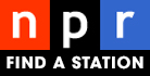 Find your local NPR station